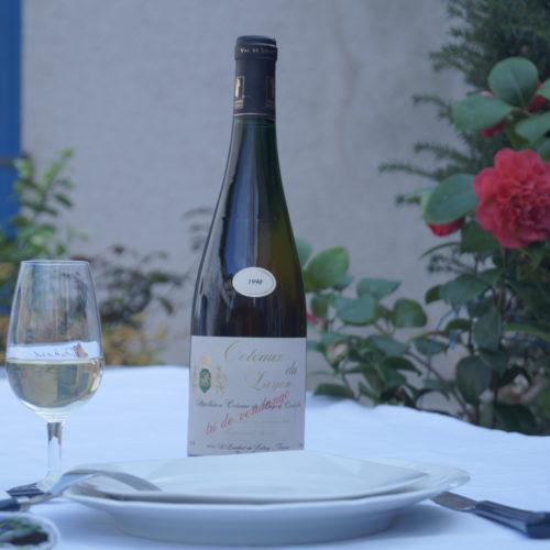 vins d'Anjou de Garde